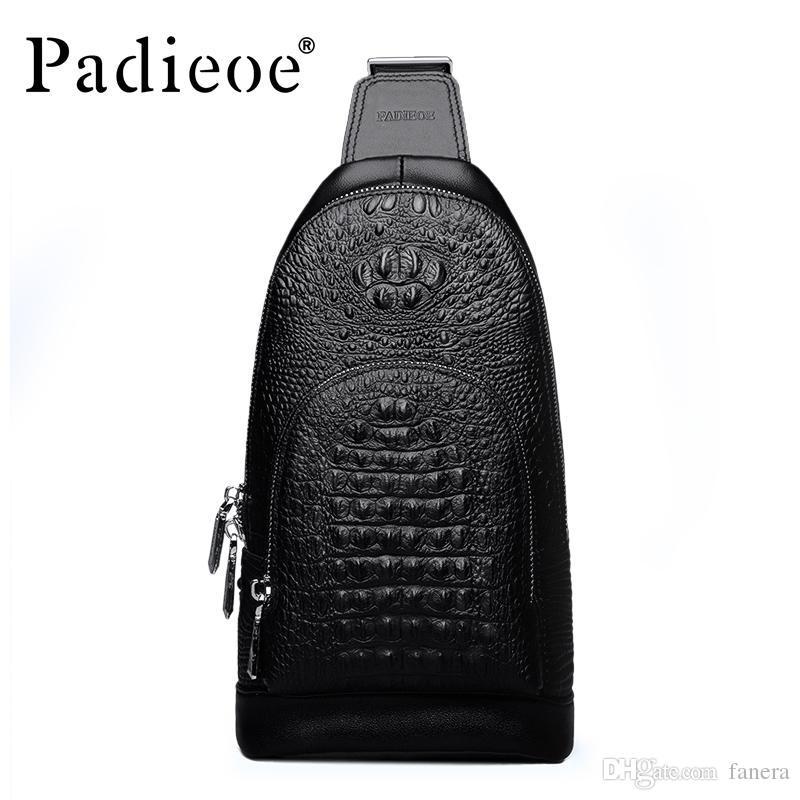 f7006fc922d1 Wholesale- Padieoe New Arrival Mens Messenger Bags Famous Brand ...