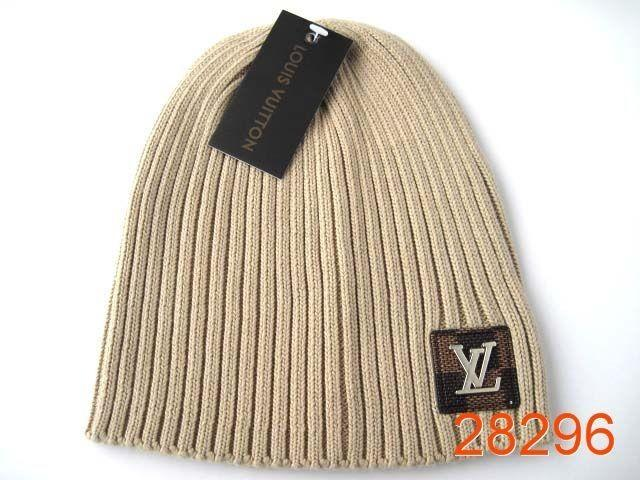 008a345b417bc New Hot-selling Knit Hats Fashion Trend Imported Fabrics Comfortable Warmth  Leather Badge Iron Unisex Knit Hat Wool Cap Fashion Accessories Online with  ...