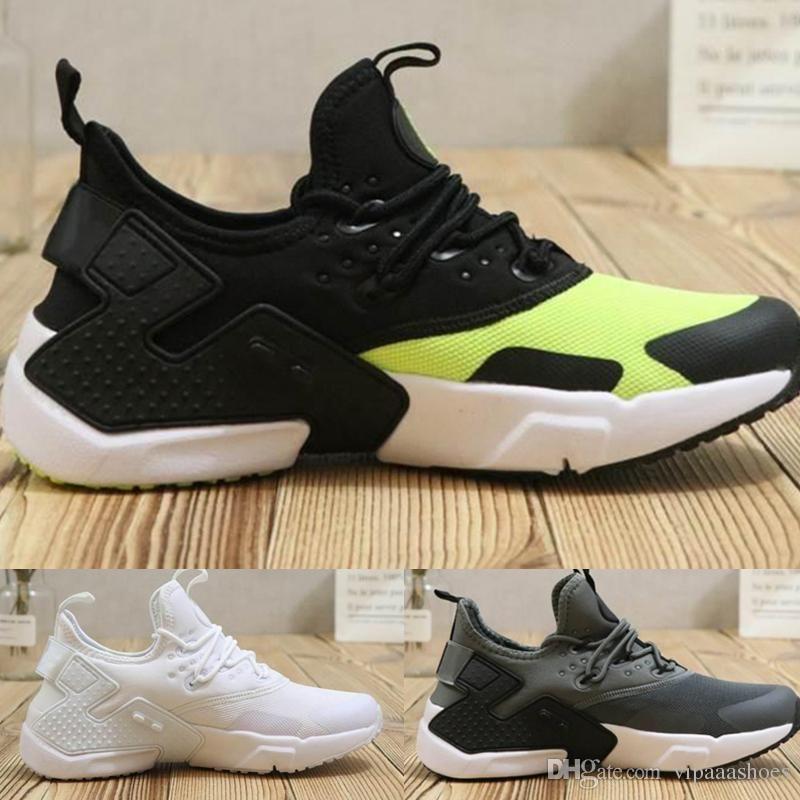 Scarpe Da Running A3 Nike Huarache Nike Nmd TN Vapormax Off White Adida  Nuovo Design Air Huarache 6 Uomini Scarpe Da Corsa Economici Nero Bianco  Nero ... 92974a45f36