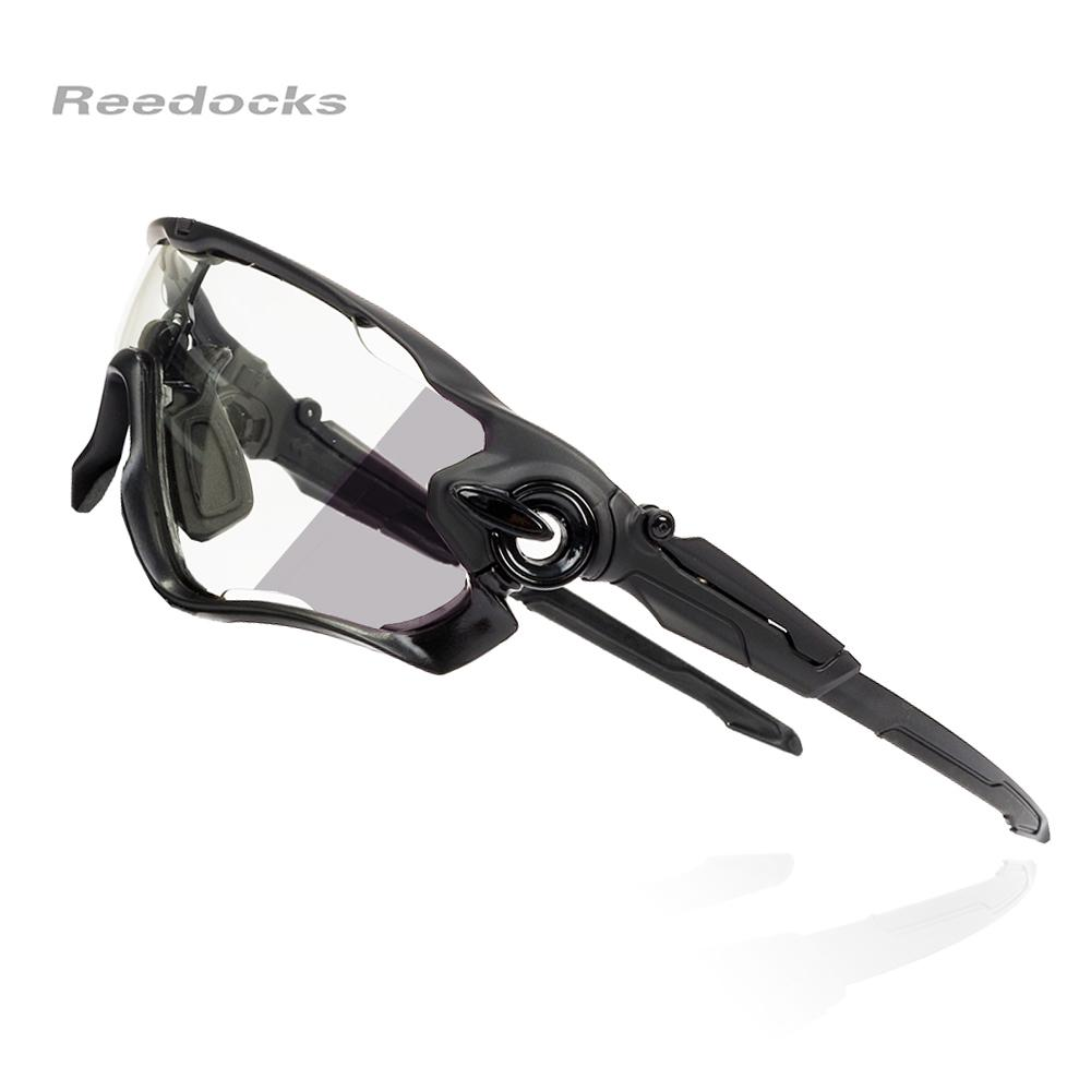 6d8768cbfde8 2019 Reedocks Photochromic Cycling Eyewear Sport Bicycle Glasses Men Women  Riding Fishing Goggles Cycling Sunglasses Bike Accessories From Sportblue,  ...