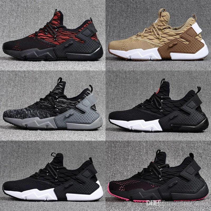 d936c80d6cec 2018 Top Quality Newest Huarache 6 6s Drift Prm Sneakers Ultra Boost Sports  Shoes Hurache Women Men Running Trainers Latest Style Mens Running Shoes  Walking ...