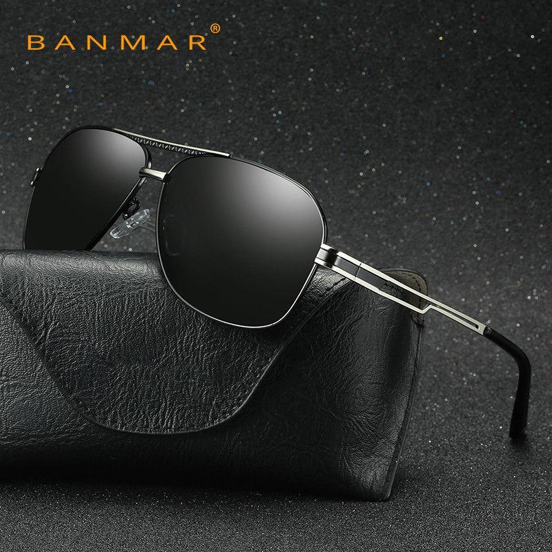 6dfe1c31271c6 2018 Brand Designer HD Polarized Oculos Men Women Sunglasses UV400 ...