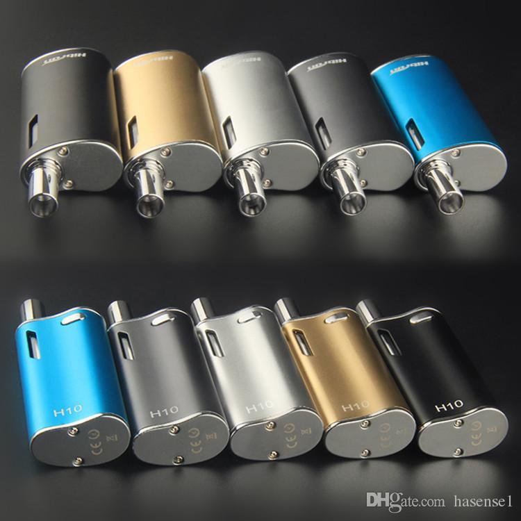 Hot E-Cigarros Vaporizador 650 mah Bateria Atomizador Cigarro Eletrônico Kits Embutido 0,8 ml Vape Kits Caixa De Liberação De Ar De Proteção