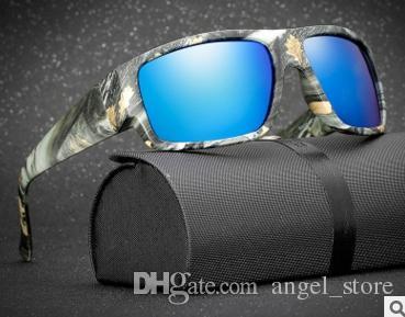 6121923d06fd Polarized Sunglasses Men Women Sport Fishing Driving Sun Glasses 2018 Brand  Designer Camouflage Frame Eyewear UV400 Sunglasses At Night Lyrics Glasses  For ...