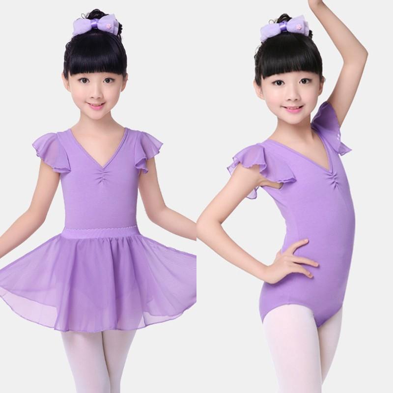 a89f1d4205a Acheter 2018 Filles Robes De Ballet Infantile Enfant En Bas Âge Enfants  Ballet Tutu Robe Dos Nu Danse Rose Enfants Costume Enfants Dancewear De   38.08 Du ...