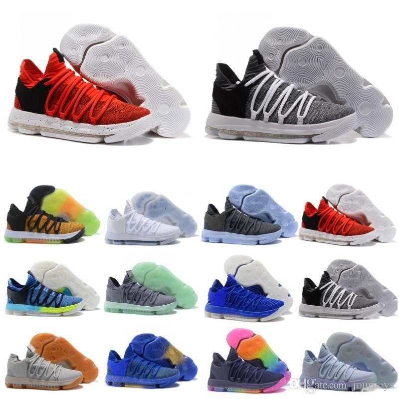 Großhandel Kevin Durant 11 Basketball Schuhe Designerschuhe