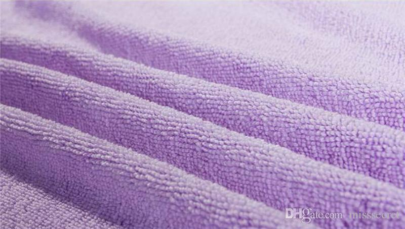 es Nuevo sexy Magic Toallas de baño Lady Girls Kids SPA Toalla de ducha de secado rápido Envoltura corporal Albornoz Beach Dress Wearable Magic Towel