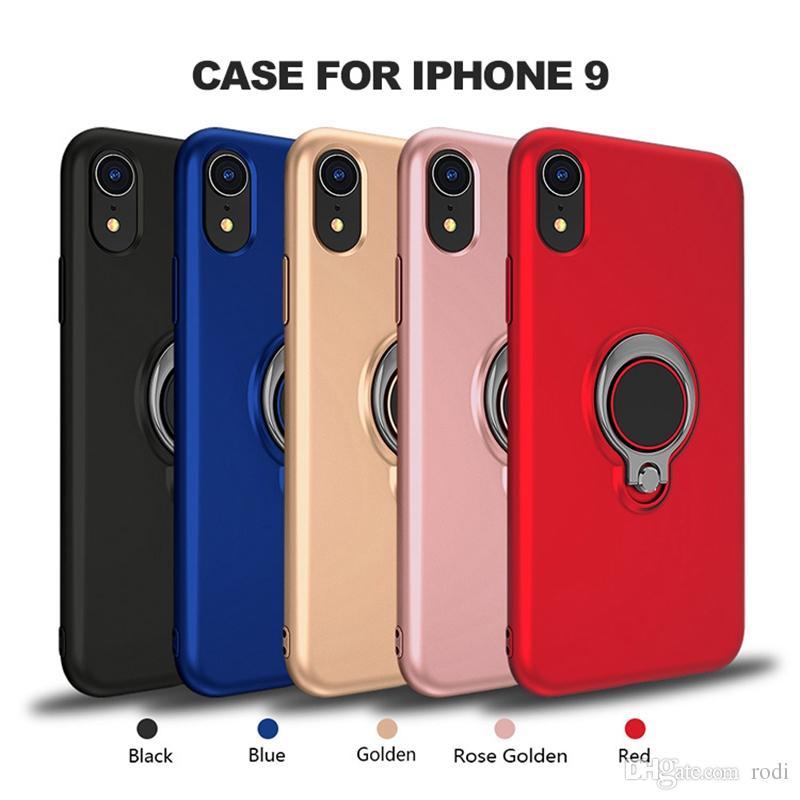 240a7eef4ee Fundas Para Móviles Para Iphone9 X Plus 5/6/7 / 8se S Caja Del Teléfono  Samsung Galaxy S7 / 8/9 Plus 2 EN 1 Soft TPU Hard PC Back Hacer Fundas De  Movil Por ...