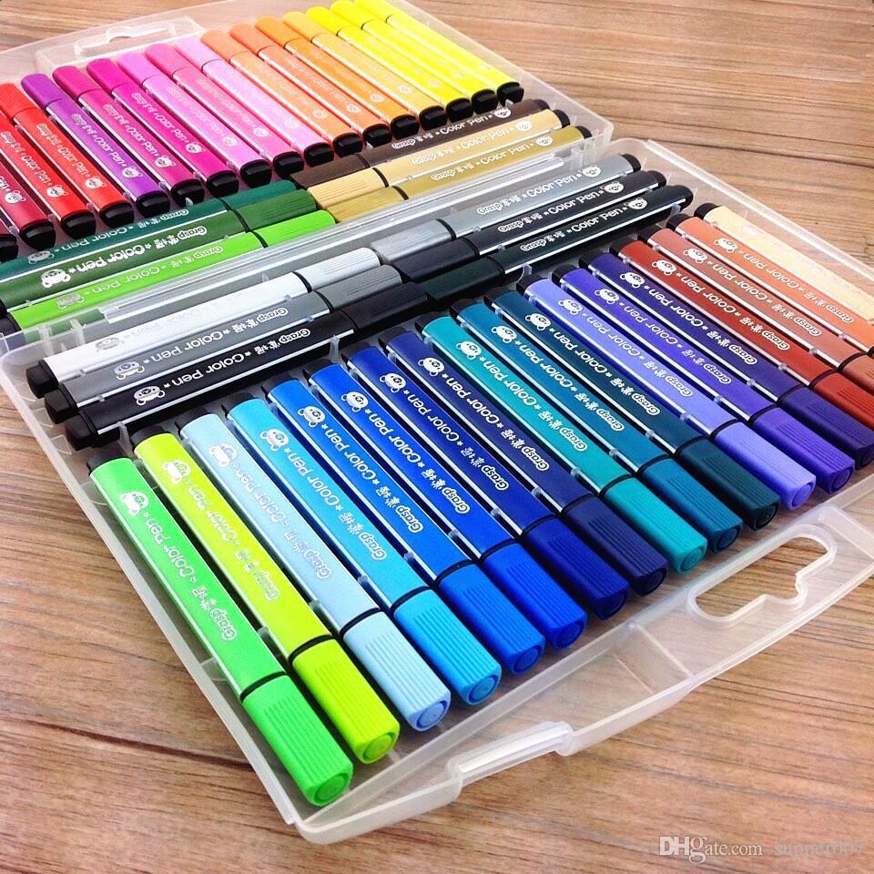 Compre Marcador De Arte De Color Dibujo Dibujo Colores Niños