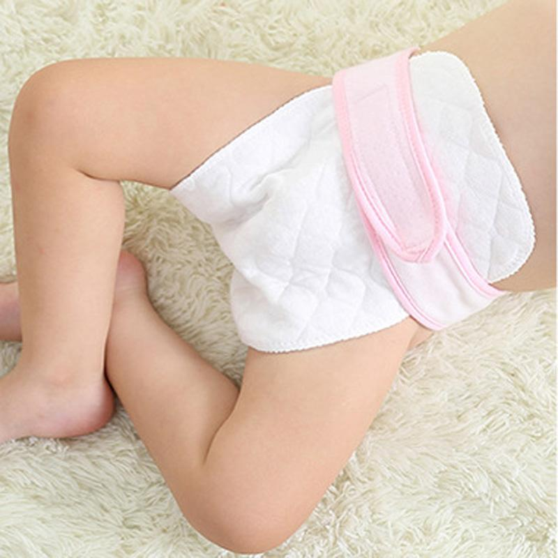 Ecological Diapers 3 Layers Cotton Baby Cloth Nappy Inserts Reusable Washable Diapers Nappy Liners Nappy Changing