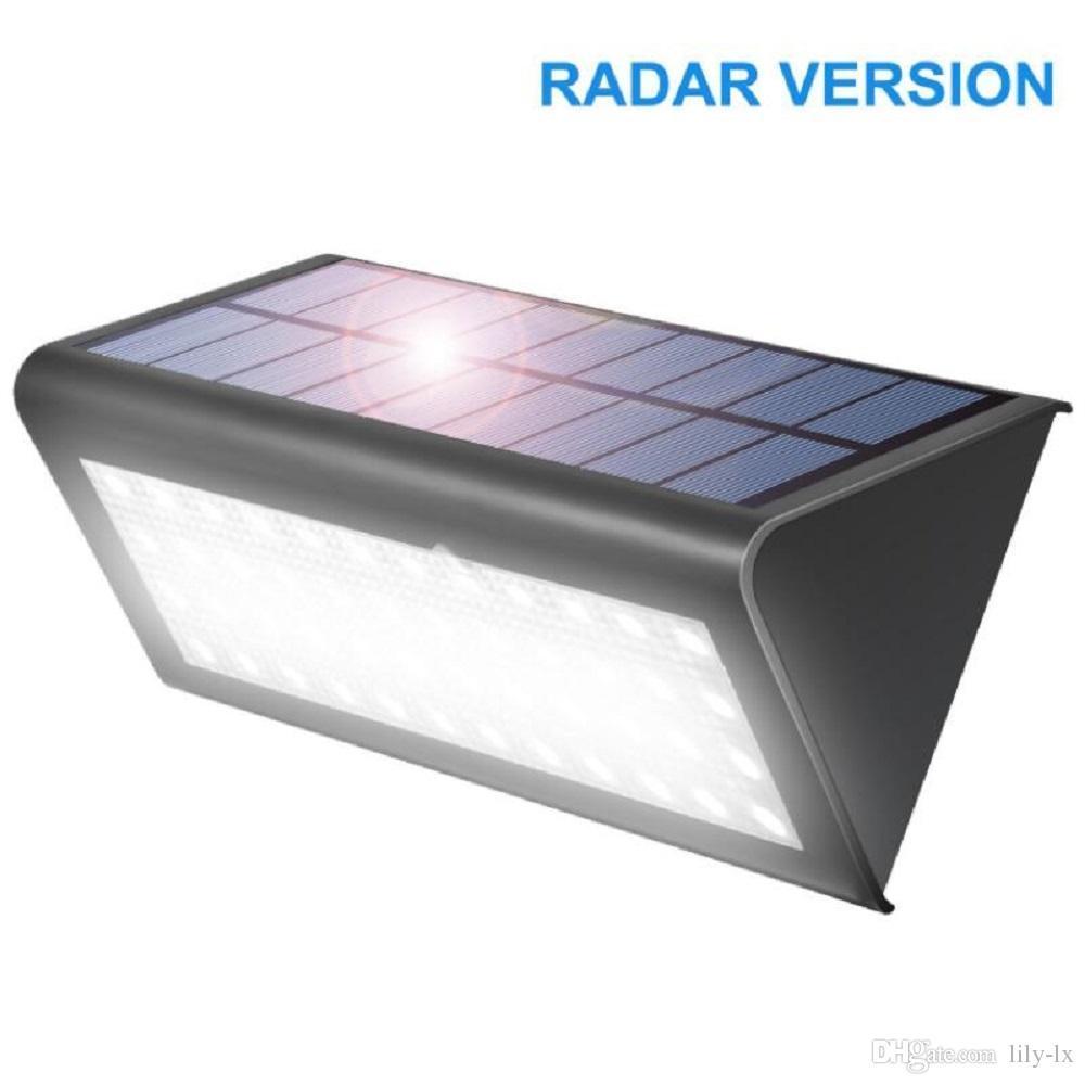 großhandel neue radar sensor lichter 48leds 800 lumen
