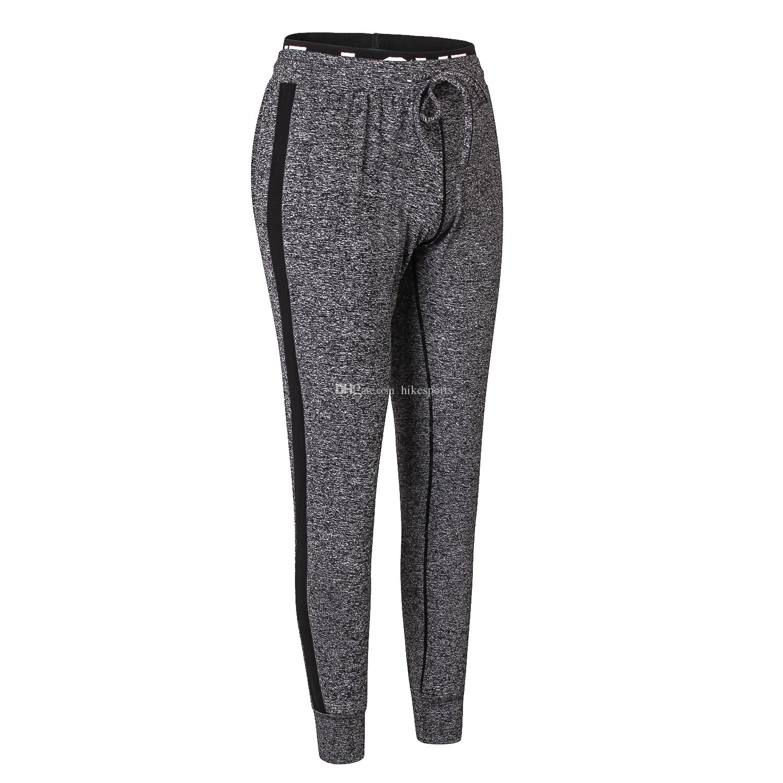 2e37984f67e Womens Yoga Pants High Waist Gym Fitness Running Training Casual Sports  Pants Trousers Women Sweat Absorption Fast Dry Sweatpants Haren Pant Sports  Trousers ...