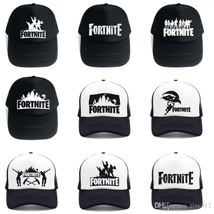 Compre 14 Sombreros Fortnite Sombrero De Béisbol Sun Para Hombre ...