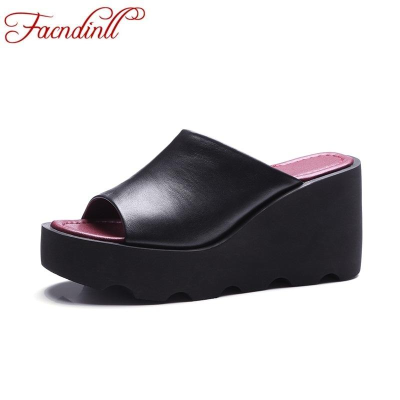 a4bbb97148e7 Wholesale Fashion Wedges Summer Shoes Woman New Hot Sale Platform Sandals  Ladies Casual Date Open Toe Dress Women Shoes Skechers Sandals Sexy Shoes  From ...