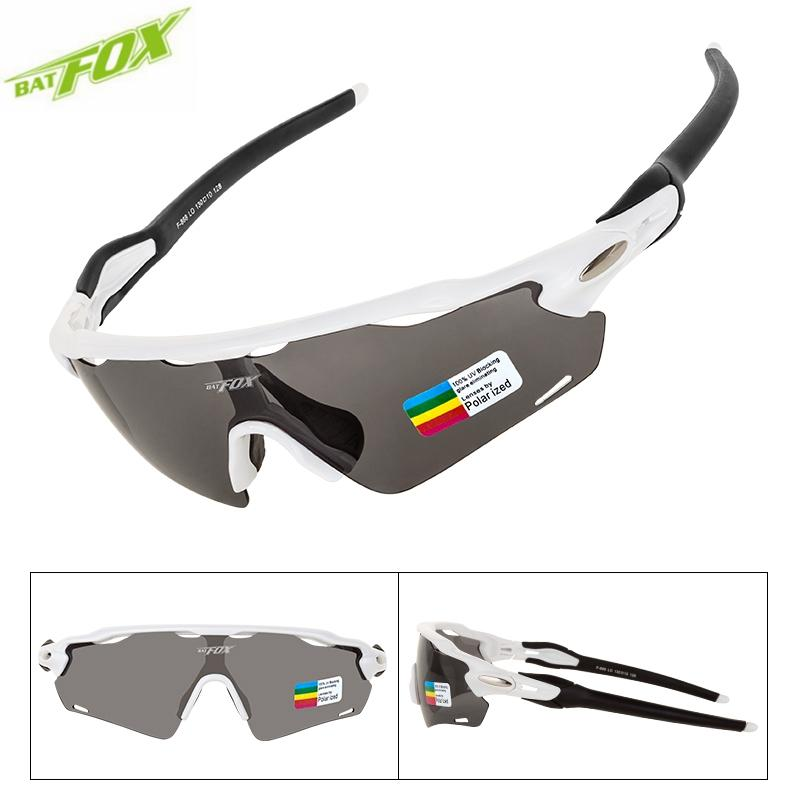 fa19d5fc89b8 2019 Batfox Cycling Glasses Man 2018 Uv400 Sport Glasses Women Cycling  Sunglassees Polarized Bicycle Goggles 3 Lens Lentes Ciclismo From  Miaoshakuai