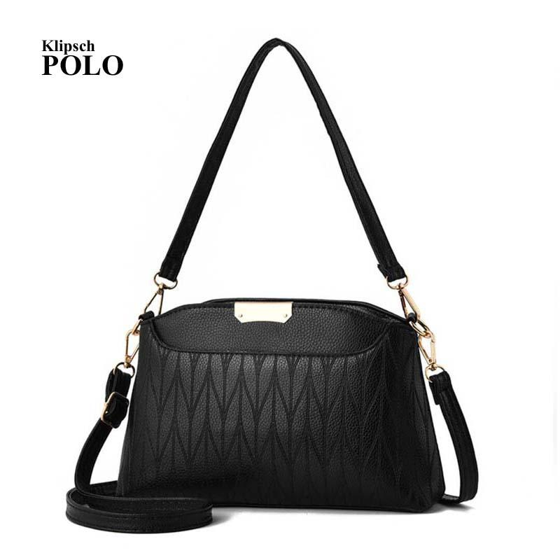 New Chain Strap Women Bags Fashion Messenger Shoulder Bag PU Leather ... 247f893ff7bd0