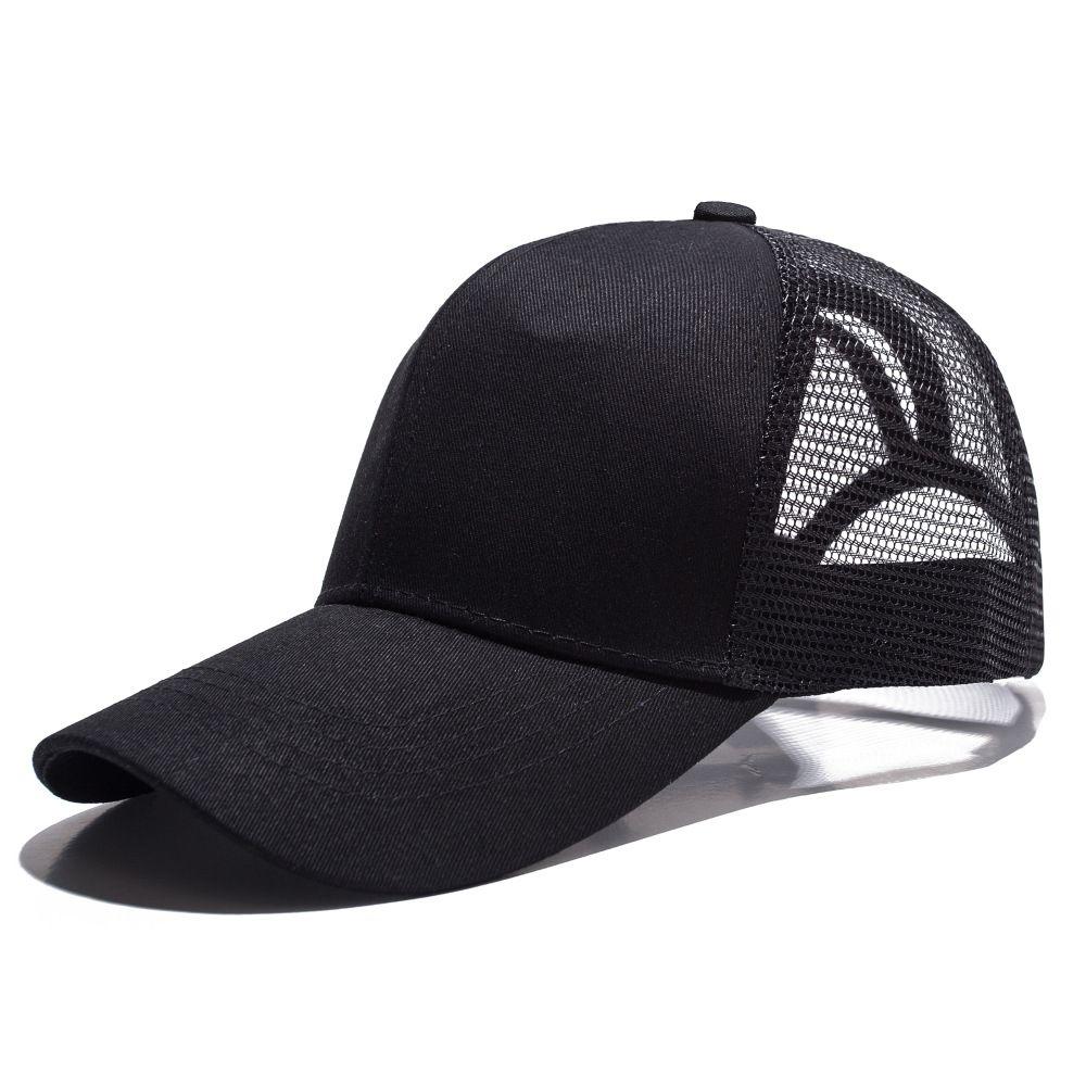 4b0b39565f9f4 Ponytail Baseball Cap Women Messy Bun Baseball Hat Snapback Sun Sport Caps  Adjustable Sport Caps Drop Shipping Snapback Caps Fitted Hats From  Desertrose