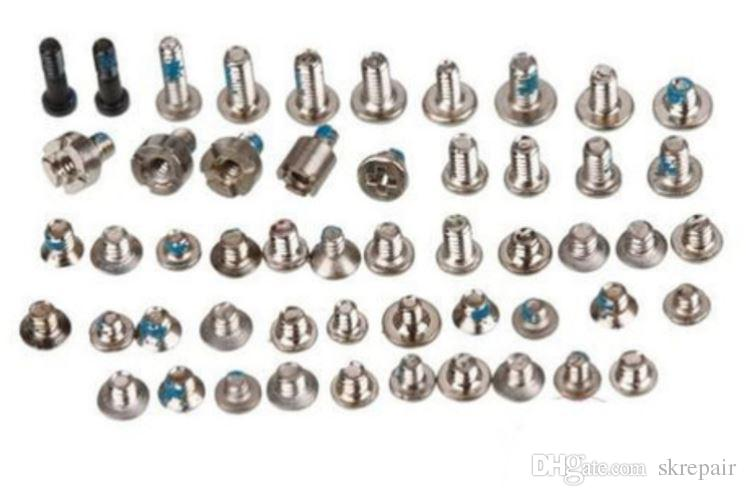 Full Screws Set for iphone 4 4S 5 5S 6 6s 6sP plus with Bottom Screws screw New Replacement