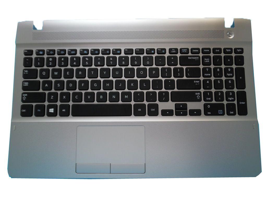 Laptop PalmRest&keyboard For Samsung NP300E5E 300E5E English US Russia RU Turkey TR BA75-04429A BA75-04641F BA75-04640C BA75-04430F Touchpad