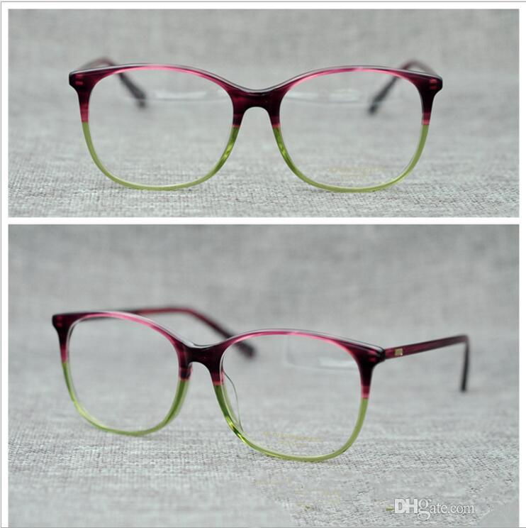 20096e1ab7 2019 Brand Glasses Classic Vintage Retro Style Frame Oliver Peoples OV5238  Eyeglasses Gregory Peck Ov 5238 Eyeglasses For Women And Men Eyewear From  Lhxm