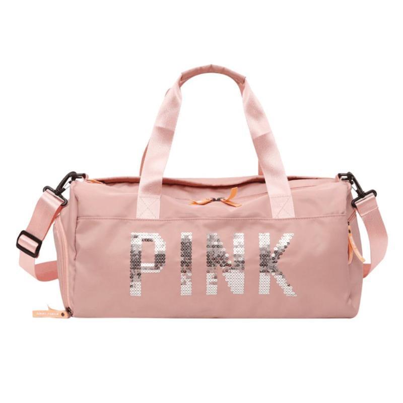 8b0b54db0c80 BERAGHINI New Fashion Design Women Travel Bag Large Capacity Hand Oxford  Luggage Weekend Bags Ladies Multifunction Travel Duffle Overnight Bags For  Women ...