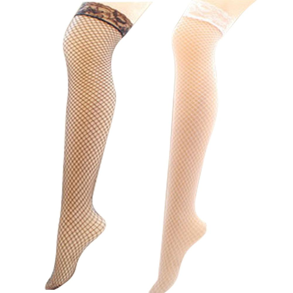4766a78d1 2019 New Fashion Women Sexy Stocking Lace Transparent Tube Mesh Stockings  Tempt Hosiery Sex Toys Accessories Erotic Sexy Lingerie LB From Bishops
