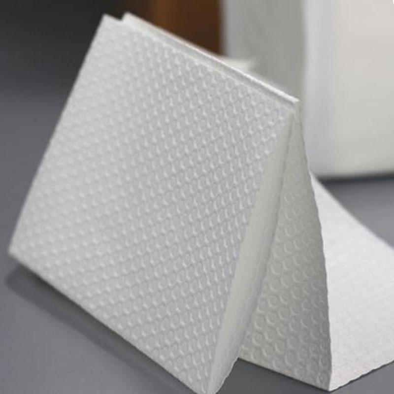 Lint Free Nail Art Table Desk Covers Manicure Polish Pad Sanitary ...