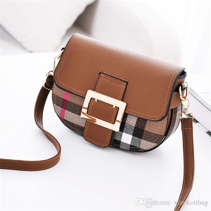 Fashion Designer Leather Shoulder Bag For Women Casual Crossbody Satchel Bag  2080 Bags Store Designer Purses Satchel Bags From Xiaokoubag,  28.42   DHgate. fffb242f01