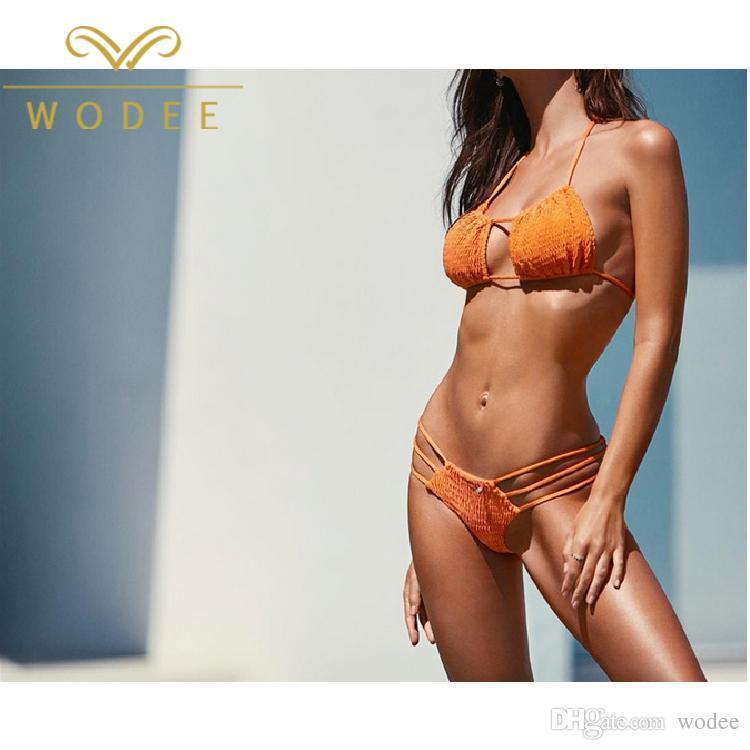 9b049b3265dab Popular Hot Design Triangle Bikini Set Available Quick Dry Nylon ...