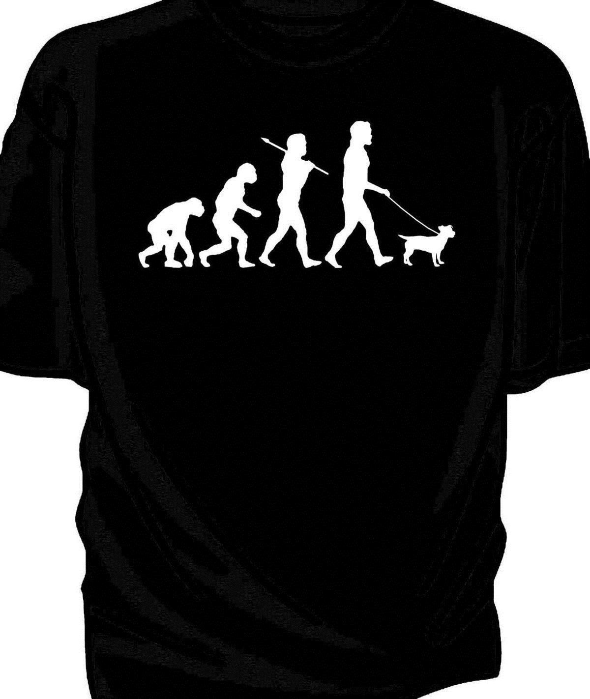 16733ae8 Evolution Of Man, Jack Russell Terrier T Shirt 2018 High Quality Brand Men T  Shirt Casual Short Sleeve O Neck Fashion Printed 100% Great Tee Shirts Cool  Tee ...