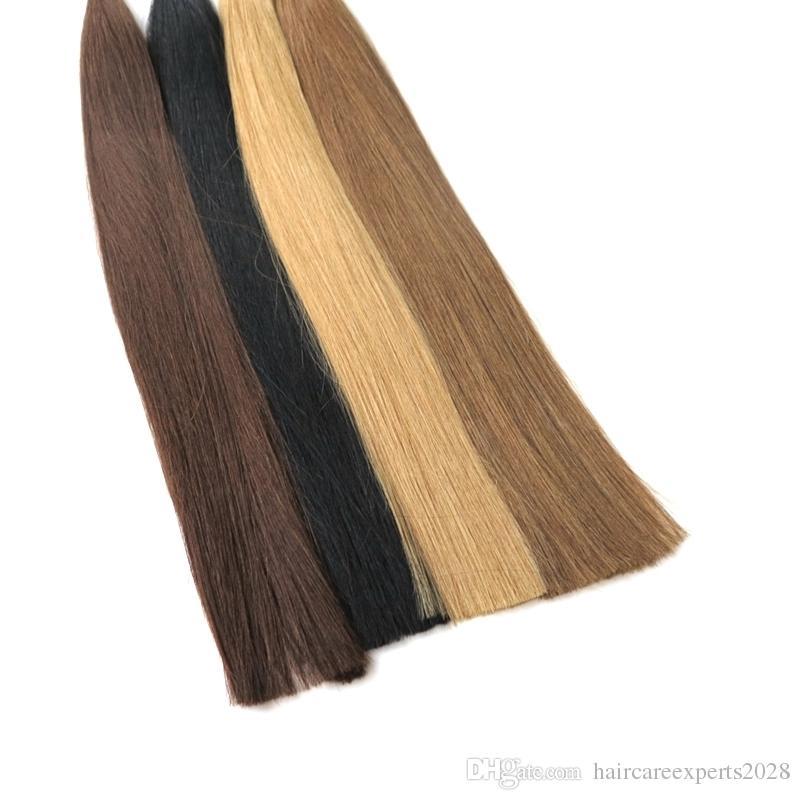 ELIBESS Cheveux -Brazilian Virgin cheveux en vrac 100g / pièce cheveux de tressage humains