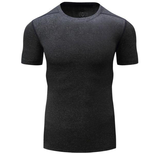 New deft design quick dry men's sport T-Shirts men's breathable running short sleeve Tees men's basketball shirts
