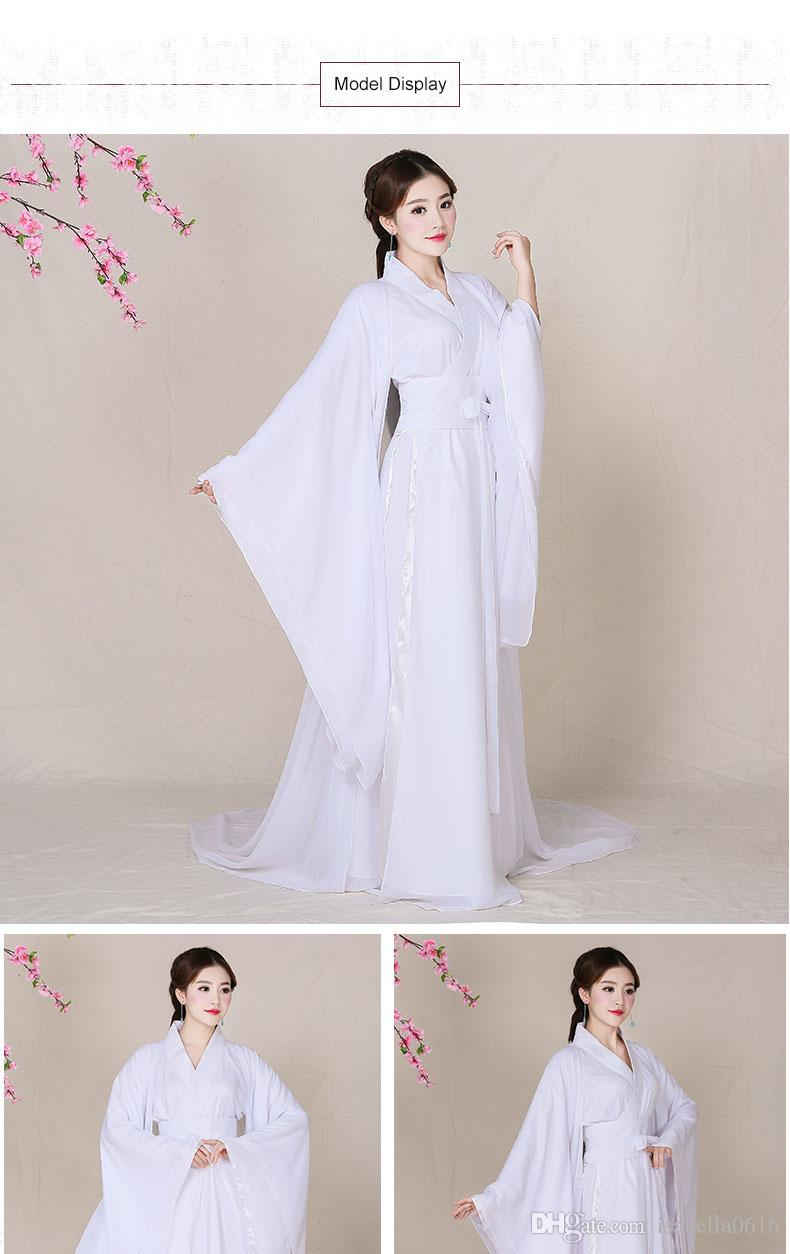 Cinese Costume antico vestito costume cosplay tradizionale cinese abito gonna antica dinastia Tang Hanfu Hanfu delle donne abiti