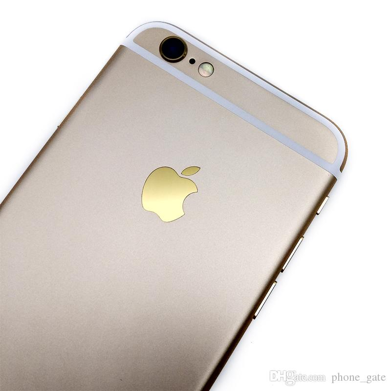 ابل iPhone6s اي فون 6S 16 / 64GB / 128G مع معرف اللمس LTE 4G الهاتف نظام IOS WIFI GPS بلوتوث الأصلي مقفلة الهاتف الذكي مجدد