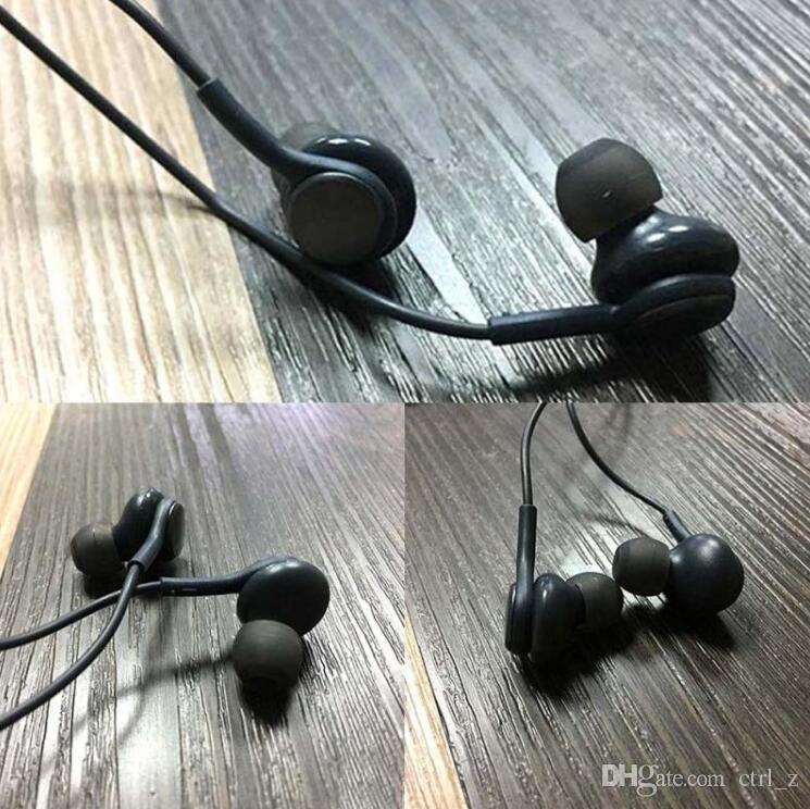 S8 Ohrhörer Kopfhörer Headset Kopfhörer Mikrofon für Samsung Galaxy S8 Plus S7 S6 Rand iphone 5 6