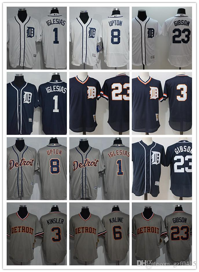 556949a58 france detroit tigers jose iglesias autographed game jersey e5f75 a085c   reduced 2018 2018 mens women youth majestic tigers jersey 1 jose iglesias 3  ian ...
