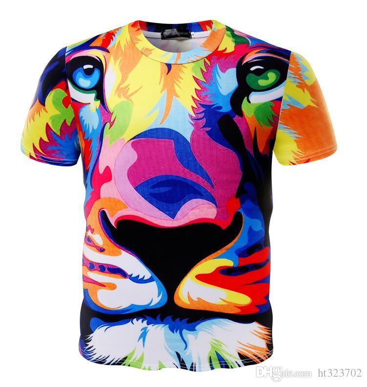 c34963982 2018 Summer New Fashion Brand Clothing Tshirt Men Solid Color Slim ...