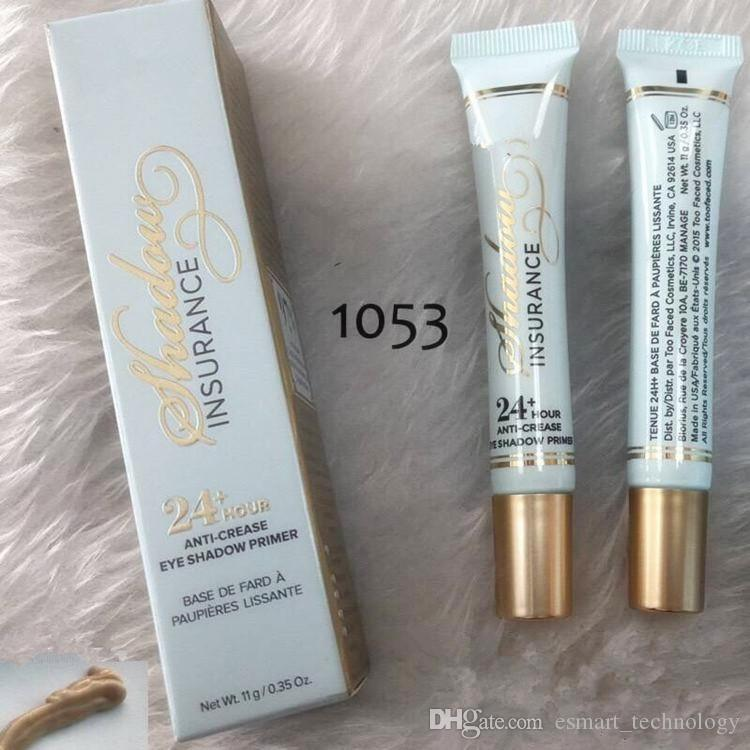 Face Brand Makeup Eye Sahdow Insurance 24+ Hours Anti-Crease Eyeshadow Primer Foundation Concealer 11g Coutour Kit