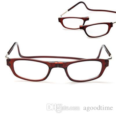 3afd681154c8 Magnetic Reading Glasses With Diopter +1.0 +1.5 +2.0 +2.5 +3.0 +3.5 +4.0  Men Women Spectacles Old People Reading Glasses Wholesale Sun Reading  Glasses From ...