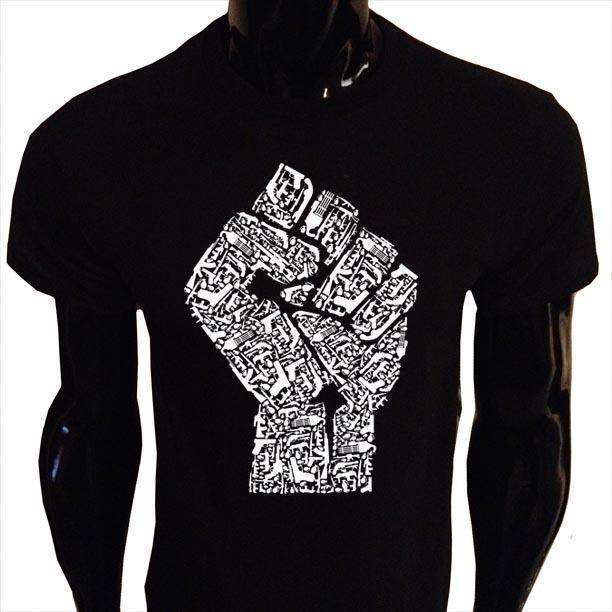 8bbd5c80 Compre Hand Of Revolution Camiseta Para Hombre S 5XL Cool Xxxtentacion  Camiseta Brand Shirts Jeans Print A $11.01 Del Qz3399611923 | DHgate.Com
