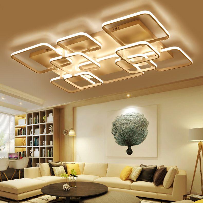 2018 Eusolis110 220v Led Ceiling Lights Luces Led Para Casas - Luces-led-para-casa