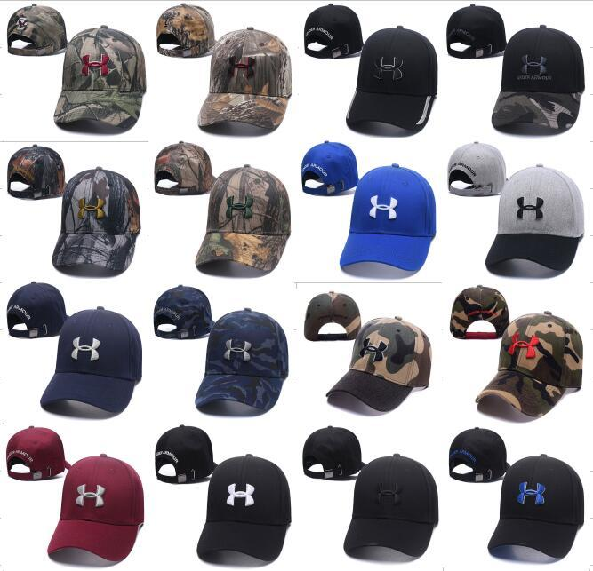c4b09682809 2018 Brand Ua Snapback Baseball Ball Cap Under Hat Sports Hip Hop Caps  Camouflage Camo Adjustable Hats Armor Unisex Casquette Caps From  Sanjiang products