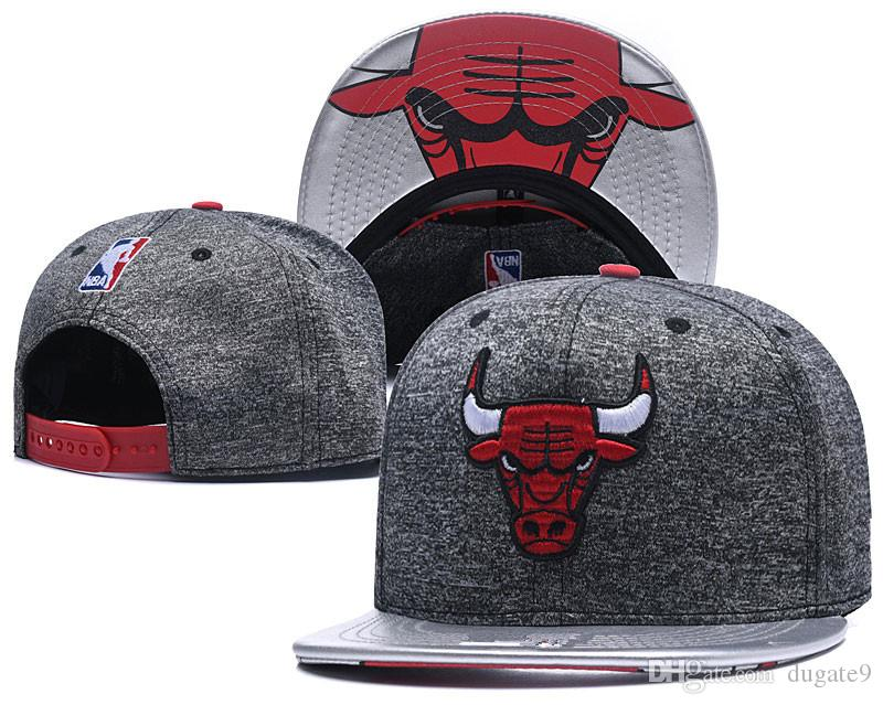 4e1b262d373 HOT 2018 Adjustable Wholesale Price Chicago Snapback Hat Snap Back Hat  Basketball Cheap Hat Adjustable Men Women Baseball Cap Customized Hats  Custom Hat ...