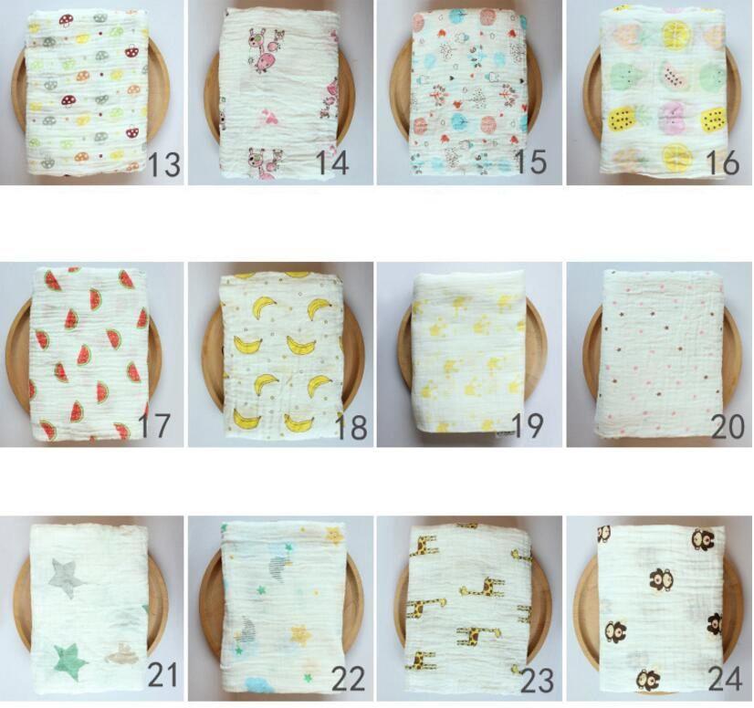 80design детские Муслин одеяло Единорог фламинго ИНС ребенка пеленать обертывание одеяло, махровое одеяло младенца весна лето детские младенческой 115*115см
