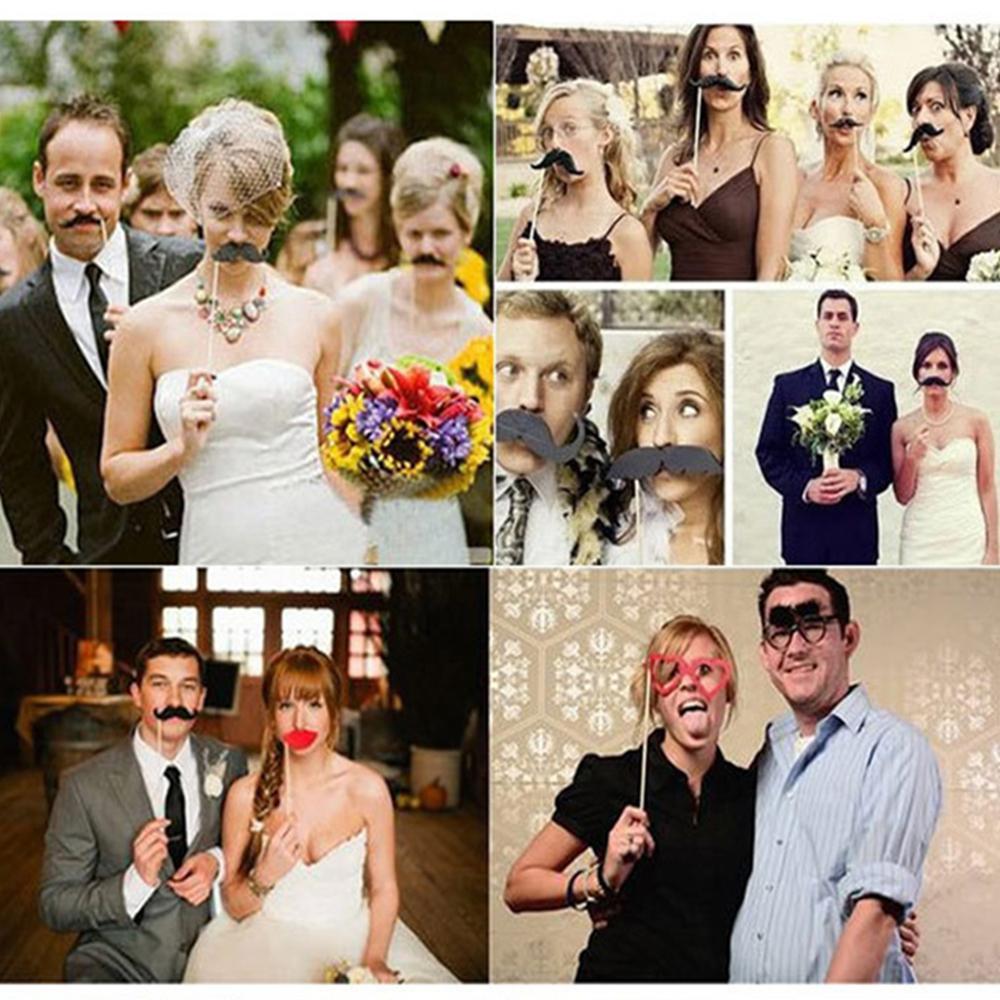 10 Pz / set Hen Party Photo Booth Prop Team Sposa Essere Photobooth Decorazione di Nozze Bridal Shower Addio al nubilato Supplie, Q