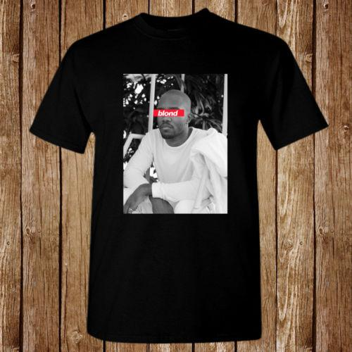 0466bc13 Frank Ocean Blonde Boys Dont Cry Balck T Shirt Unisex Personality 2018  Brand T Shirt Top Tees Short Sleeve Leisure Funny Tee Shirts Funny Tee Shirt  Sites ...