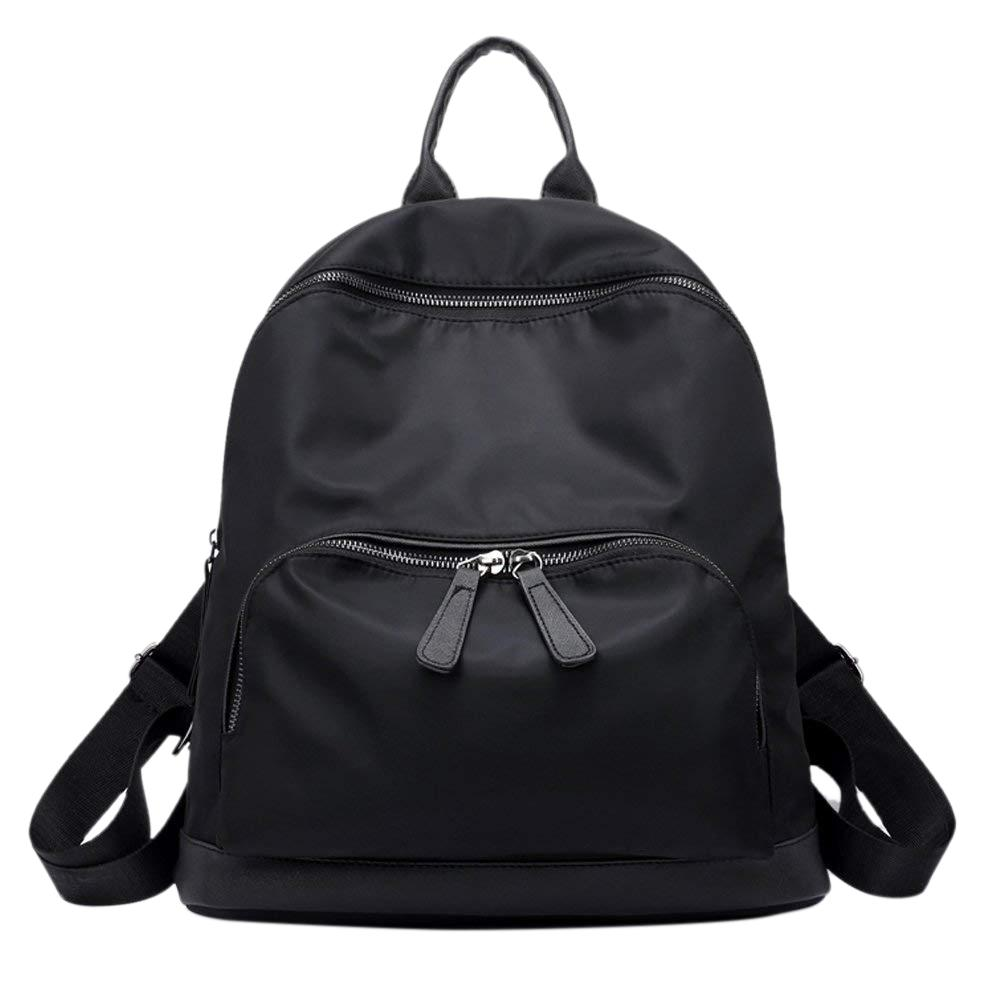 5f4ba2986a4 Women S Small Backpack Casual Nylon Daypack Lightweight Water Resistant  School Bag