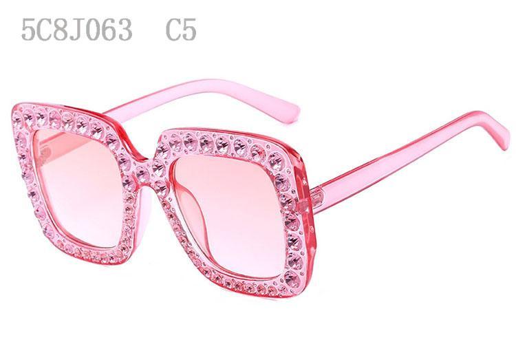 Kadınlar Için güneş gözlüğü Tasarımcısı Güneş Gözlüğü UV 400 Lüks Sunglass Boy Sunglases Kadın Vintage Güneş Gözlüğü Kadın Güneş Gözlükleri 5C8J063