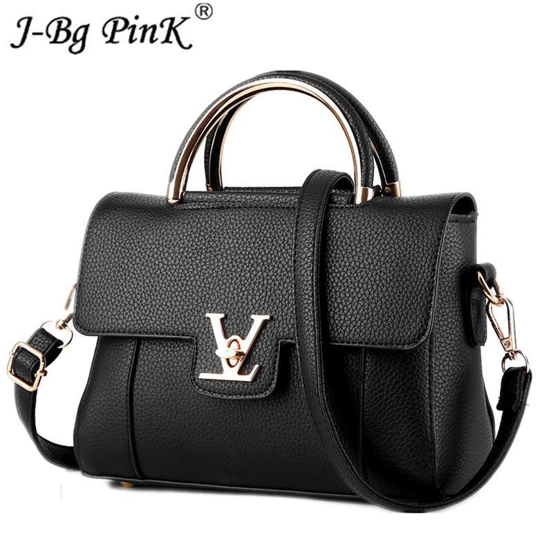 5a7e1de80a6f 2018 Luxury Brand Women Leather Handbag New Female Crossbody V ...