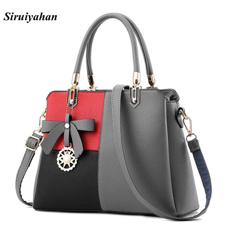 7c530c7f6c Siruiyahan Luxury Handbags Women Bags Designer Handbags High Quality Bags  Handbags Women Famous Brands Shoulder Bag Female Bolsa Leather Bags For  Women ...
